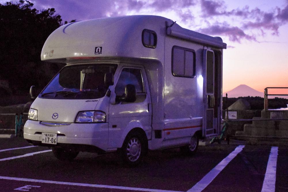 【実質無料】城ヶ島に関東最大級の車中泊スポットがオープン