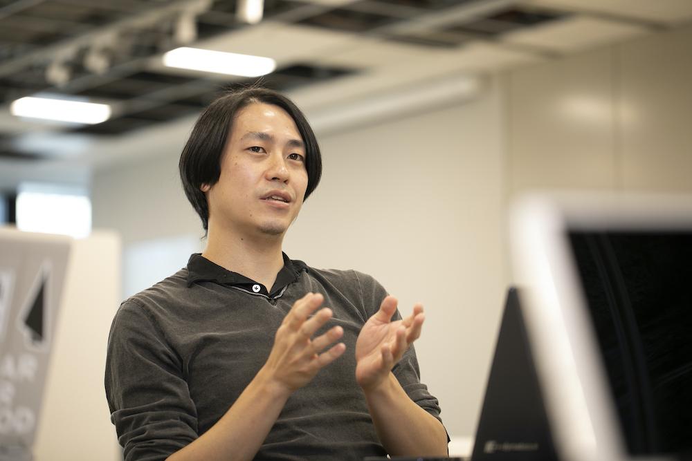 庵原悠氏(株式会社オカムラ 働き方コンサルティング事業部WORK MILL X UNIT/デザインストラテジスト