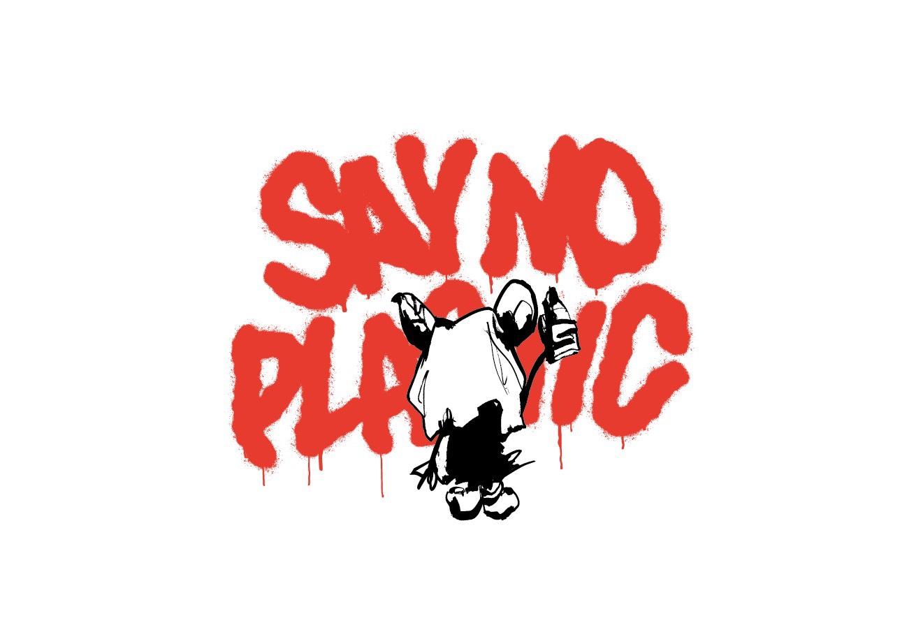 """【マリエが手がけるアートコミック】太平洋を漂うプラスチックゴミから生まれた""""プラスチックモンスター""""とは"""