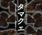 前の記事: 【生産者支援】高級魚「タマクエ」を食え!