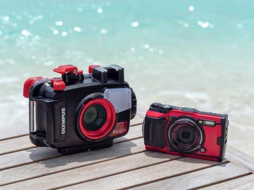 オリンパスユーザーの為のTG&OM-D水中祭で使用するTG-6とPT-059