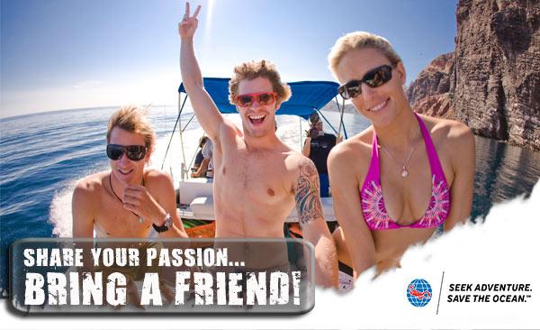 PADIが開催するオンラインセミナー「ダイビングの始め方教えます」に注目