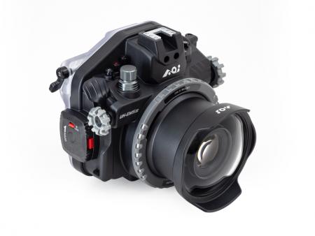 レンズ:MZD12-45mmF2.8PRO ポート:DLP03P+AD-LP-01