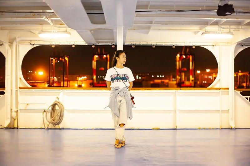 先代さるびあ丸photo by Takuya Yoshida