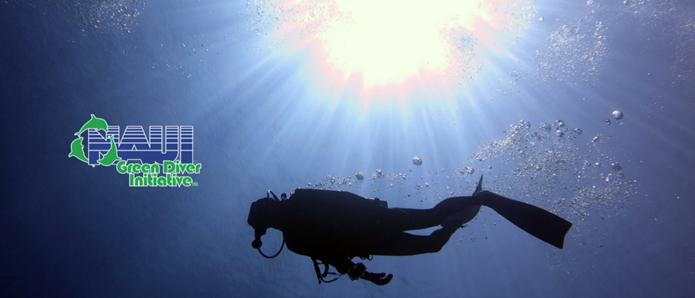 ダイビング指導団体NAUIが環境保全グッズを発売開始【Green Diverになろう!】