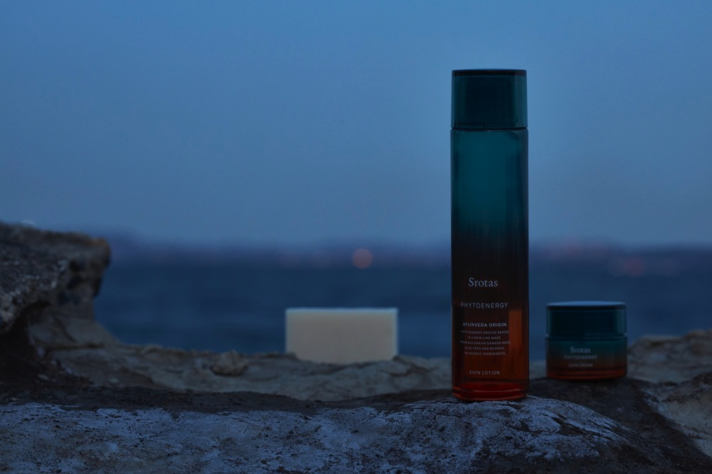 100%天然由来原料のサロン専売品化粧品「Srotas SHIN」が誕生