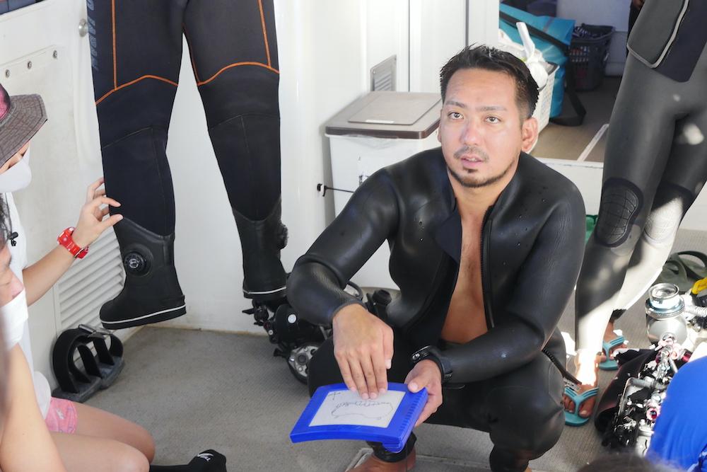 プレセミナーを担当する高田さん