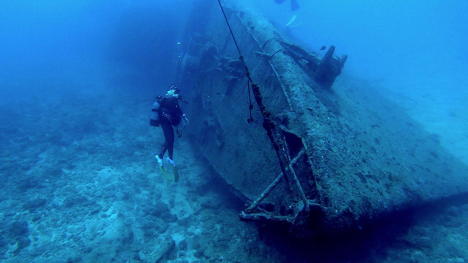 沖縄の沈船「エモンズ」に行くなら絶対に知っておきたい!魅力と注意点を5つずつ紹介!