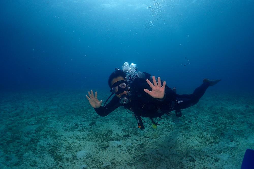 水中ドローンを入口に49歳でダイビングチャレンジ!ワイズ技研社長インタビュー