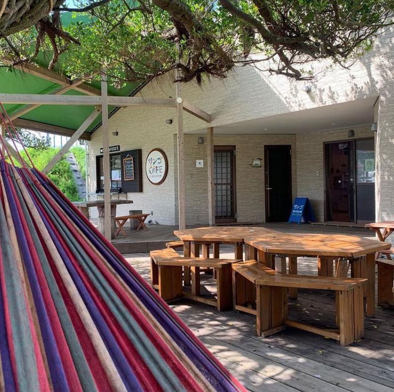 サンゴの島 喜界島のコミュニティカフェ「サンゴCAFE」が夏季限定オープン!