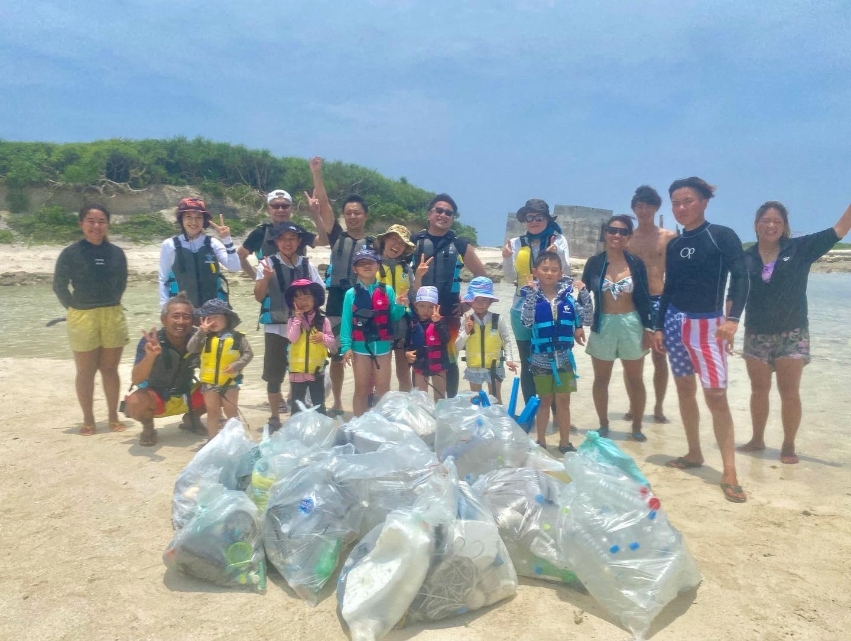 【海遊び×ゴミ拾い×学び】OPG CLEAN UP DAY with ocean+αが10月3日に沖縄で開催!