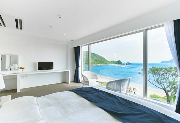 リゾートホテル「THE SCENE amami spa & resort」